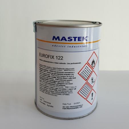 MASTEK • EUROFIX 122 Adesivo policloroprenico a base solvente