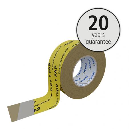 RIWEGA • TAPE 1 PAP Nastro monoadesivo acrilico specifico per uso interno