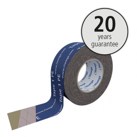 RIWEGA • TAPE 1 PE Nastro monoadesivo acrilico flessibile ad alta tenuta adesiva