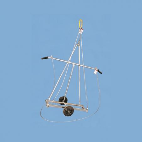 AKIFIX • NE03003 Carrello per sollevamento o trasporto delle lastre