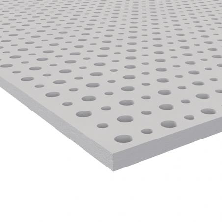 KNAUF • CLEANEO® THERMOBOARD Lastra forata ad alta conducibilità termica