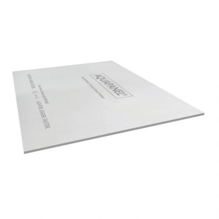 KNAUF • AQUAPANEL® Indoor Lastra di supporto per piastrelle ideale per ambienti umidi e bagnati