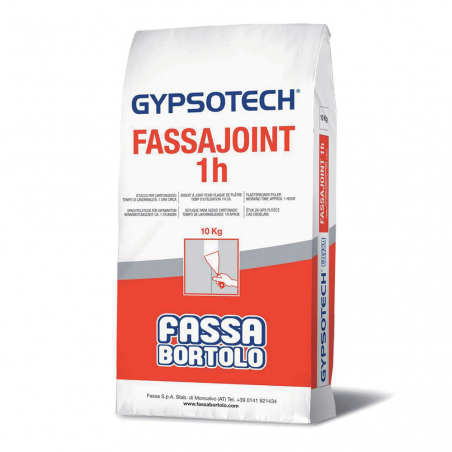 FASSA BORTOLO • FASSAJOINT 1H Stucco per cartongesso