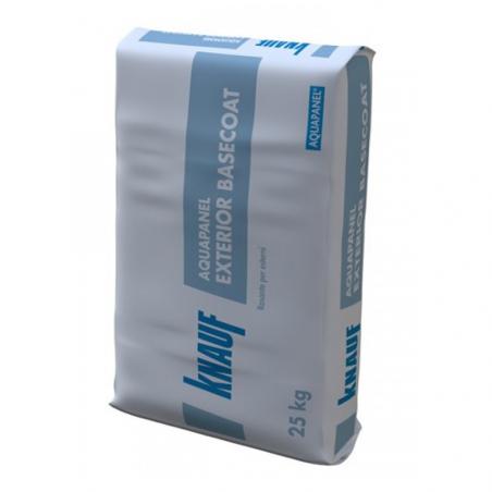 KNAUF • AQUAPANEL® EXTERIOR BASECOAT Rasante a base cemento additivato con resina sintetica