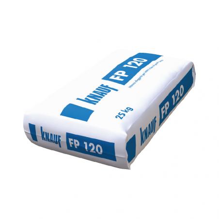 KNAUF • FP 120 Intonaco attivo nella protezione degli ambienti dal fuoco