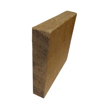 """3THERM • ISOREL Pannello in fibra di legno prodotto """"a umido"""" ad alta densità 230 kg/mc"""
