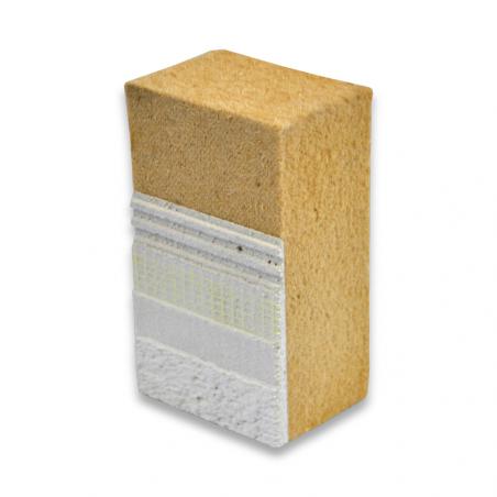 """3THERM • WALL 140 Pannello in fibra di legno prodotto """"a secco"""", intonacabile per cappotti"""