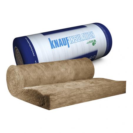 KNAUF INSULATION • ULTRACOUSTIC R Rotolo isolante in lana minerale di vetro senza rivestimento