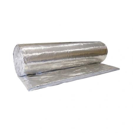 OVER-ALL • OVER-FOIL MULTISTRATO 19 Isolante termoriflettente multistrato in alluminio puro