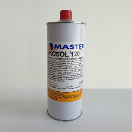MASTEK • EKOSOL 120 Diluente per adesivi policloroprenici