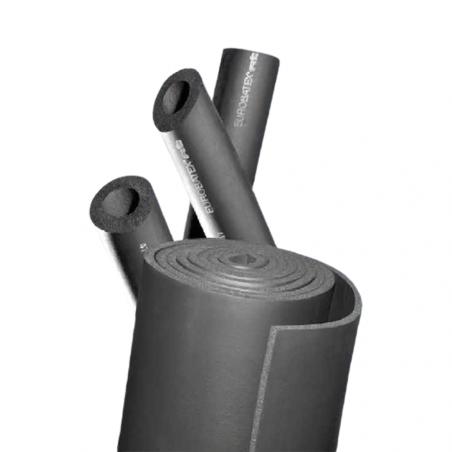 UNION FOAM • EUROBATEX® AT Tubi e lastre isolanti prodotti in elastomero estruso ed espanso (FEF)