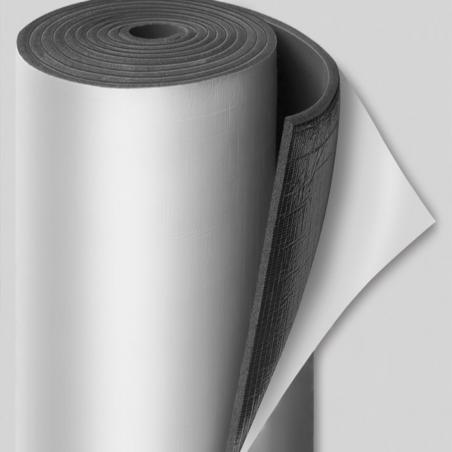 UNION FOAM • EUROBATEX® DUCT Lastre isolanti in rotoli preadesivizzate prodotte in elastomero...