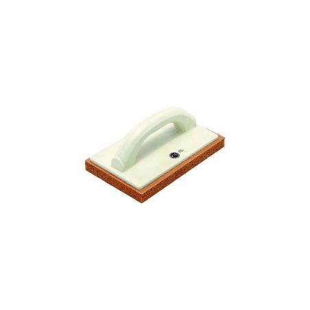 PAVAN • 878/1 Frattone gomma arancio spessore 20 mm. Grana media