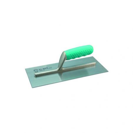 PAVAN • 845/L Frattone in acciaio saldato attacco alluminio lungo 297 mm manico Sintesi