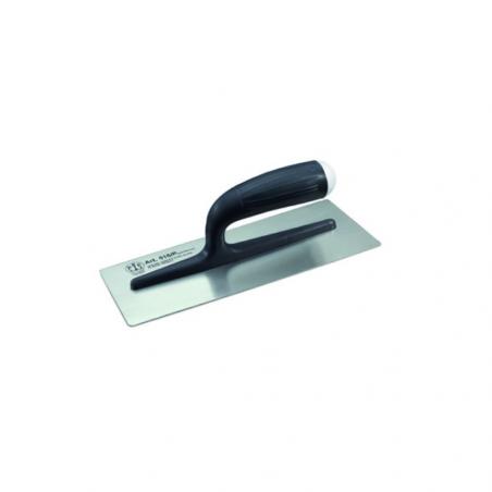 PAVAN • 816/PIA Frattone in acciaio inox saldato angoli arrotondati spessore lama 0,5 mm