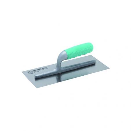 PAVAN • 840/I Frattone in acciaio inox saldato rettangolare, manico Sintesi