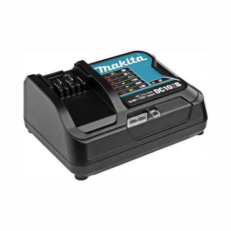 MAKITA • DC10SB Carica batterie da 10,8V a 12V
