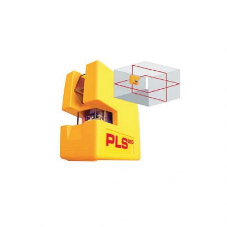KNAUF • PLS 180 Laser a proiezione