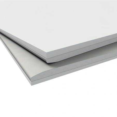 KNAUF • FINE THERMAL BOARD Lastra in gesso rivestito accoppiata con polistirene ad alta densità
